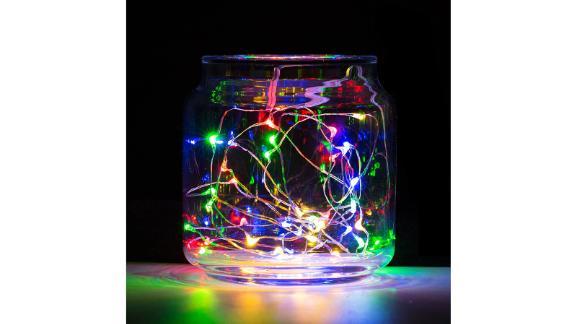Minetom Multicolored Fairy String Lights