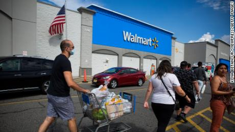 Walmart reports shortages of toilet paper and cleaning supplies at some stores