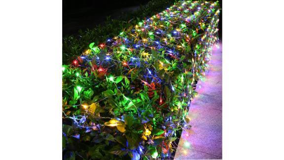 Joomer LED Outdoor Christmas Net Lights