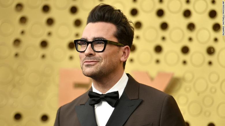 Dan Levy lands a spot in People's Sexiest Man Alive issue