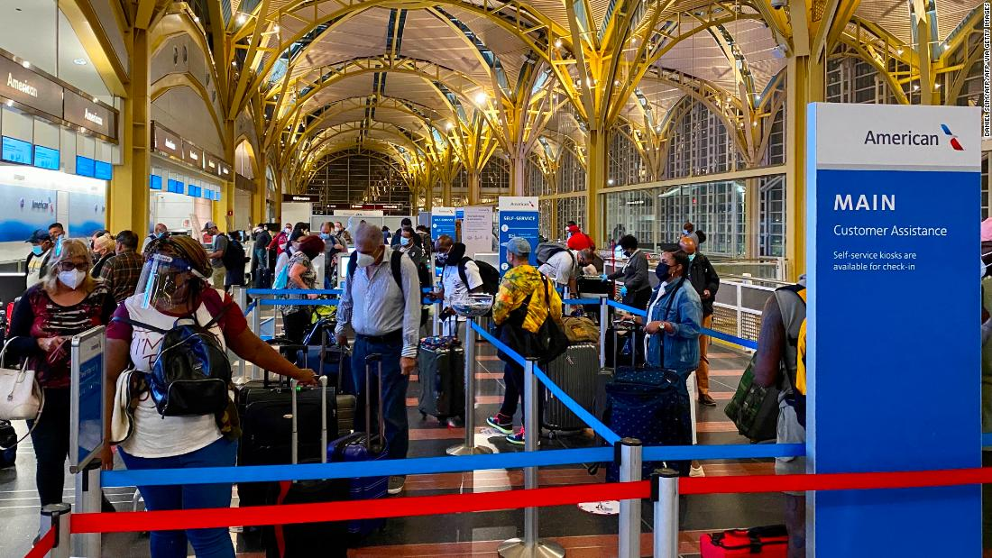 US mask mandate ordered for interstate travel