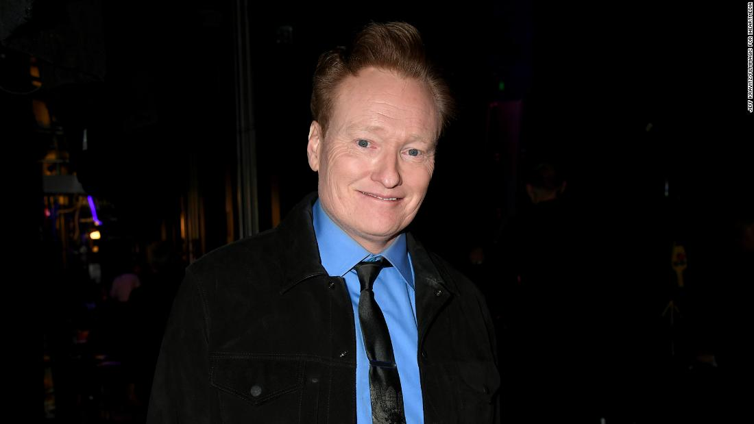 Conan O'Brien ends his long run in late night for a new show on HBO Max – CNN