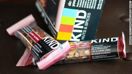 Mars is adding Kind bars to its portfolio