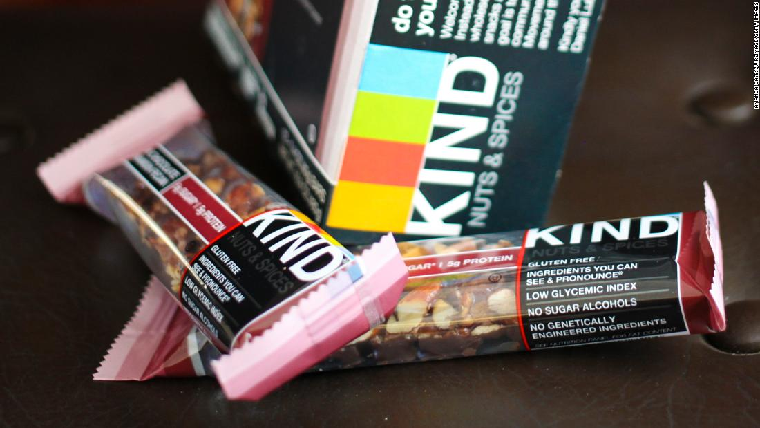 The maker of M&M's and Snickers is buying Kind bars in a bid for healthy snacks