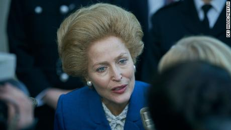 The dark side of 'The Crown' emerges this season