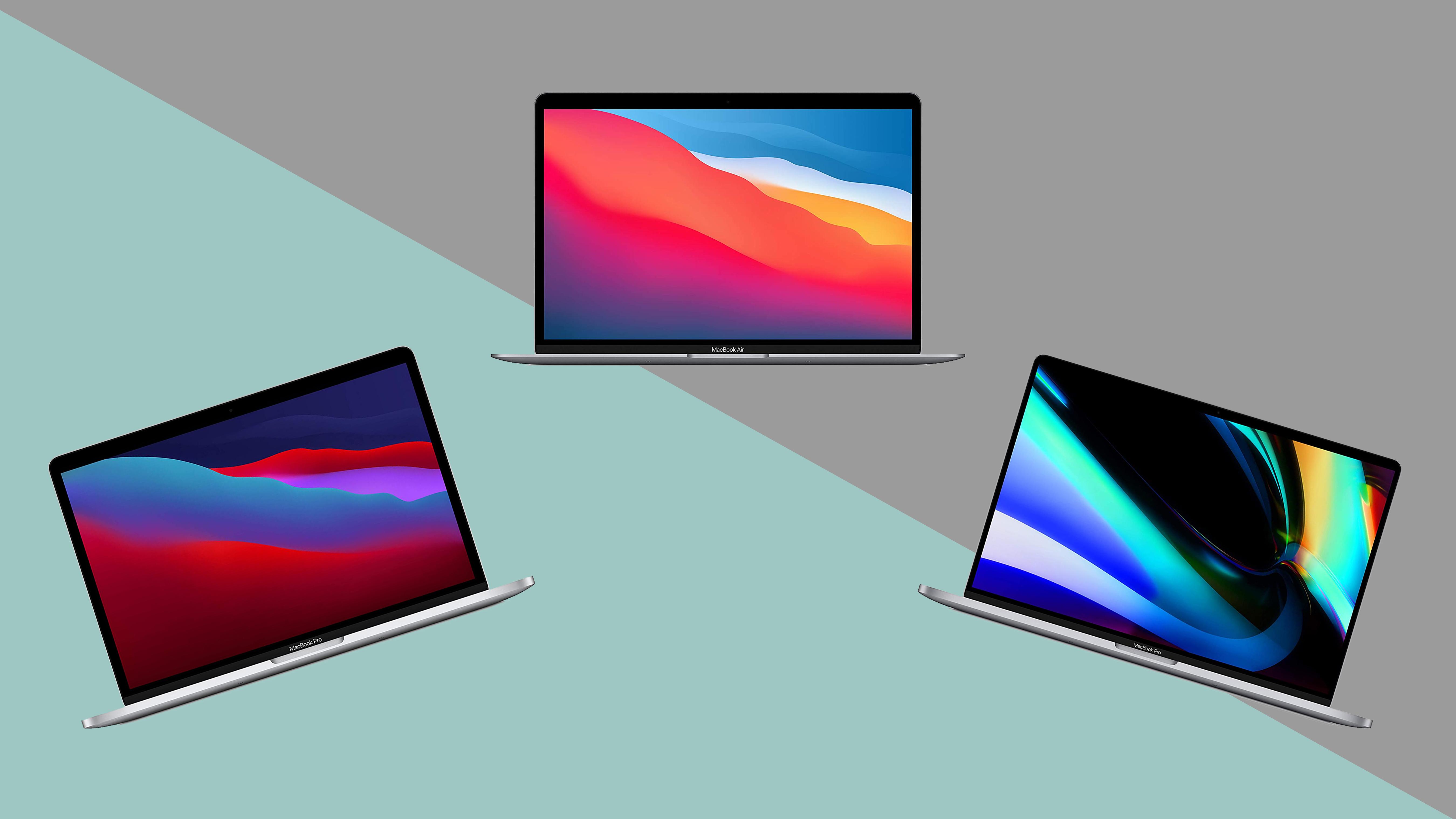 Best Mac Laptops To Buy 2020 Macbook Air 13 Inch Macbook Pro Or 16 Inch Macbook Pro Cnn Underscored