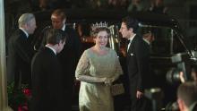 Olivia Colman as Queen Elizabeth II in season four of Netflix's The Crown.