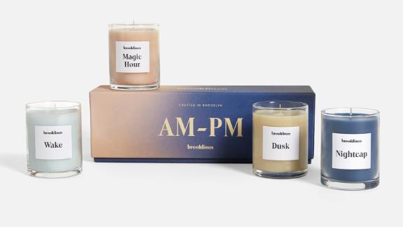 ست شمع از صبح تا PM