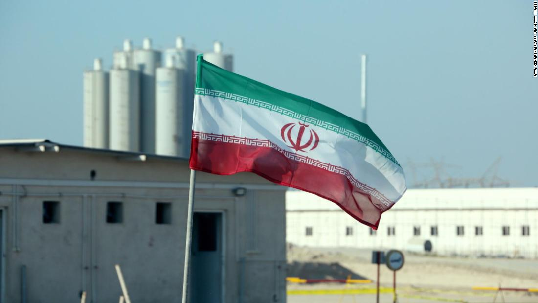 Iran has restarted uranium enrichment toward 20% target government spokesman says – CNN