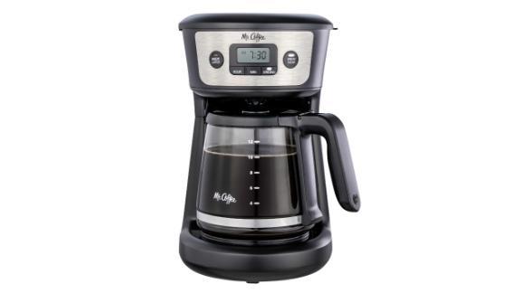 قهوه ساز قابل برنامه ریزی 12 فنجانی آقای قهوه