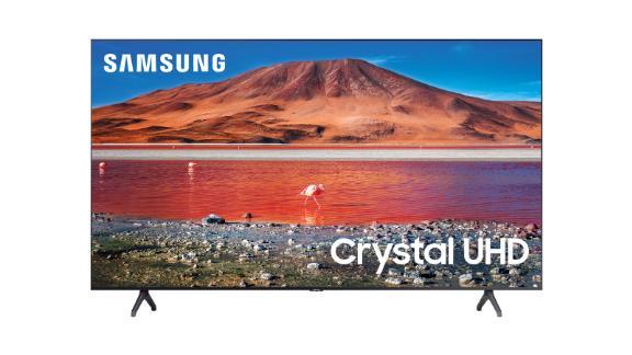 تلویزیون هوشمند سامسونگ 65 اینچ کلاس 4K Crystal UHD