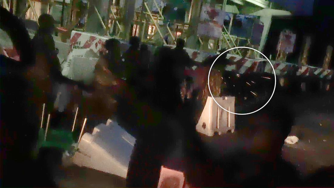 CNN investigation sheds new light on anti-brutality protest