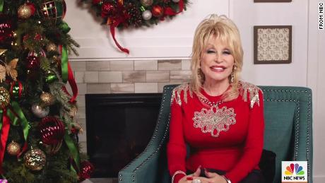 Dolly Parton learned she funded the Moderna Covid-19 vaccine when the rest of us did
