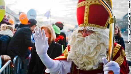 Don't worry, Santa -- the Covid rules don't apply to you, Belgian minister tells St. Nick