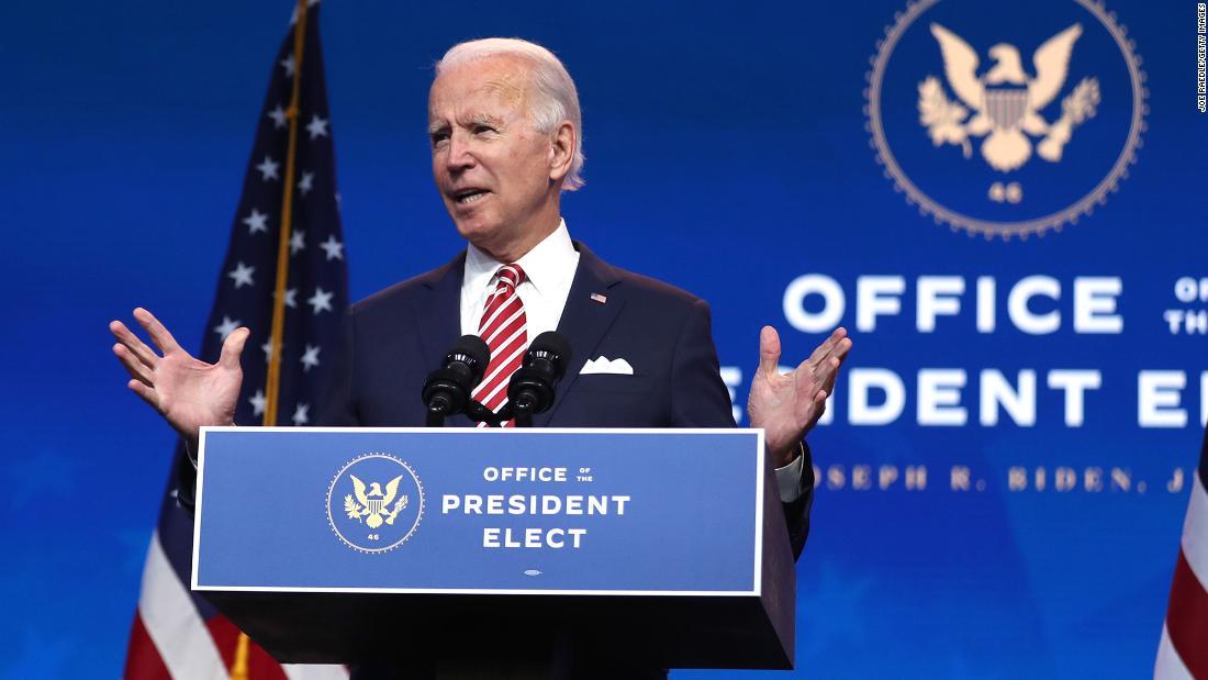 The worsening pandemic raises the stakes for Biden's economic program