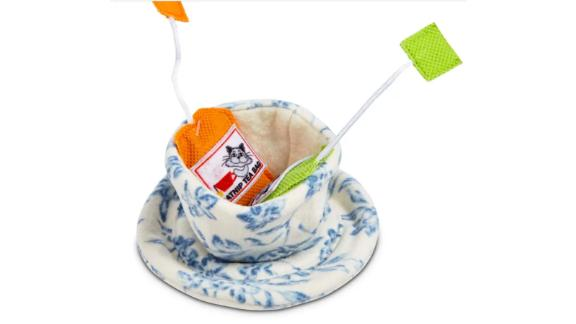 Leaps & Bounds Teacup Toy