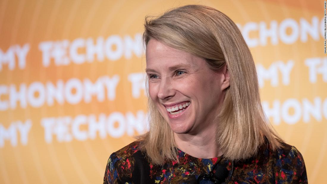 Former Yahoo CEO Marissa Mayer's new company launches its first product