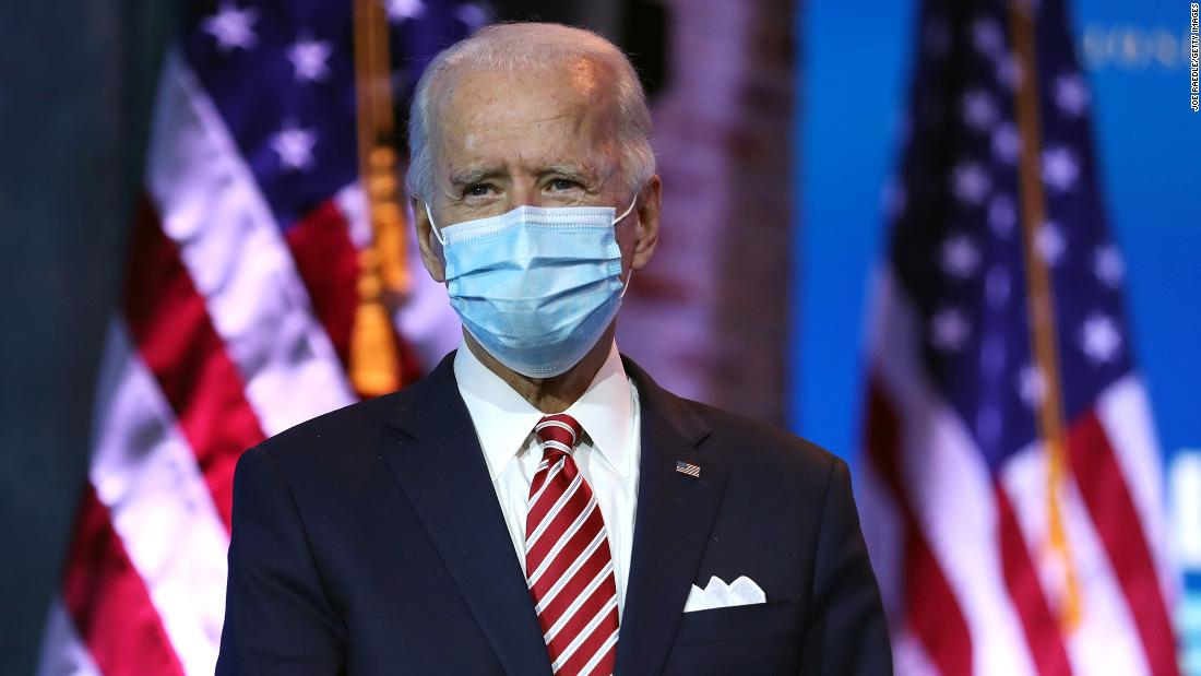 Biden acknowledges 'real brick walls' he'll face in Senate during video call with supporters