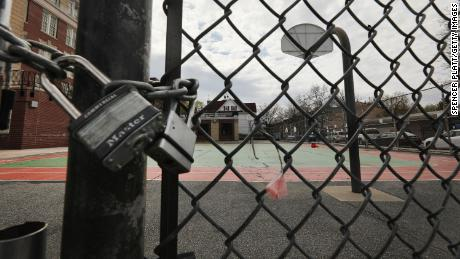 New York City schools close as coronavirus cases climb