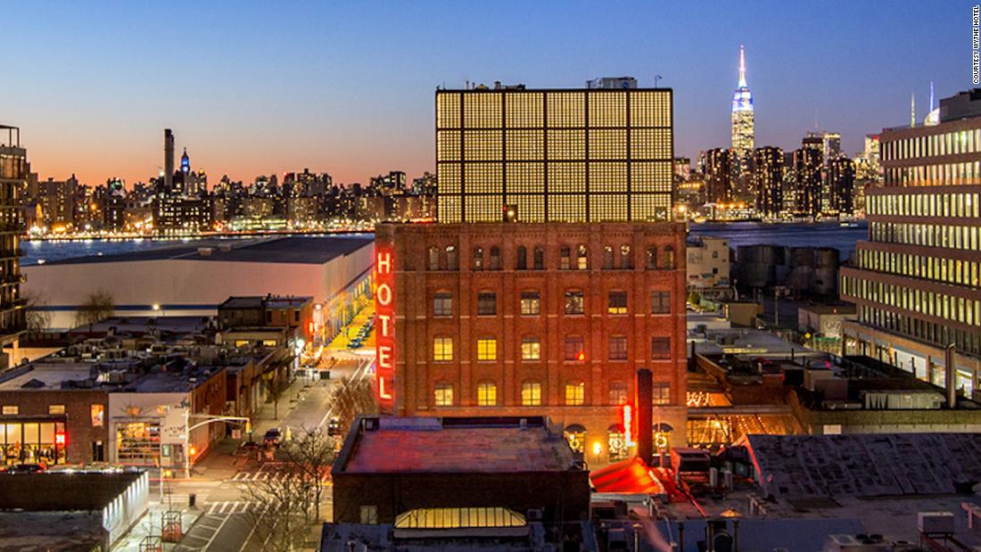 Brooklyn Hotels 9 Of Our Favorite Places To Stay Cnn Travel