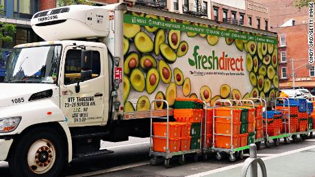 FreshDirect, the online delivery service, will soon have a Dutch owner.
