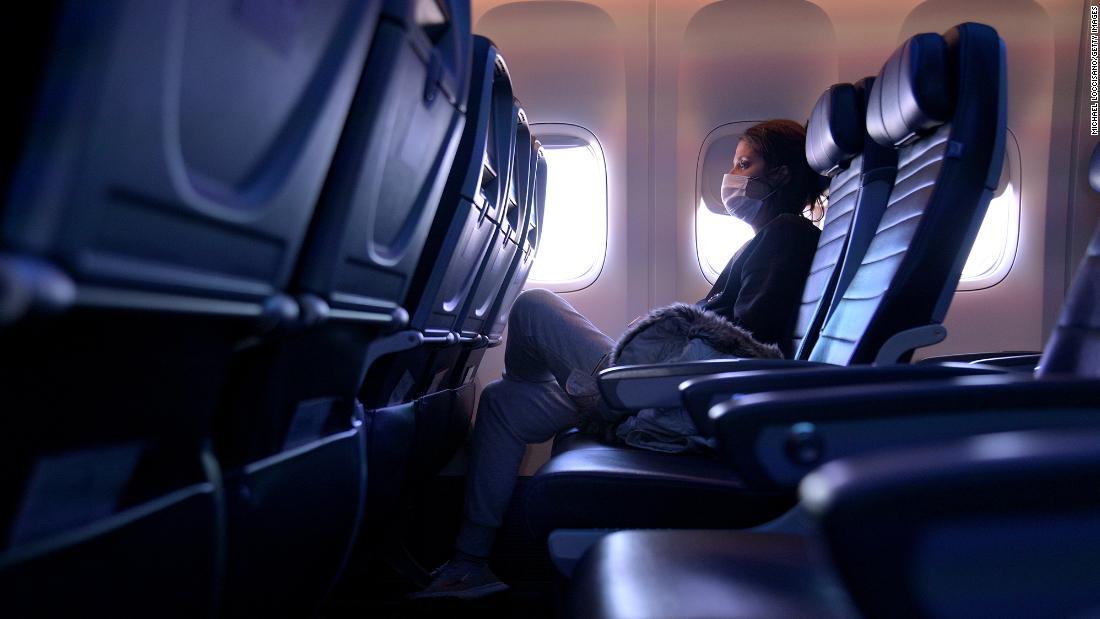 United says Covid-19 spike is hitting air travel -- again