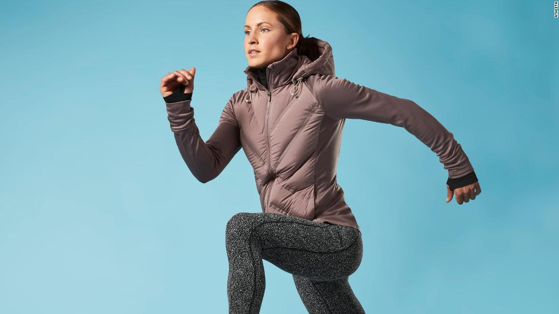 Embrace the cold in style with Athleta's stylish, comfortable line of winter wear