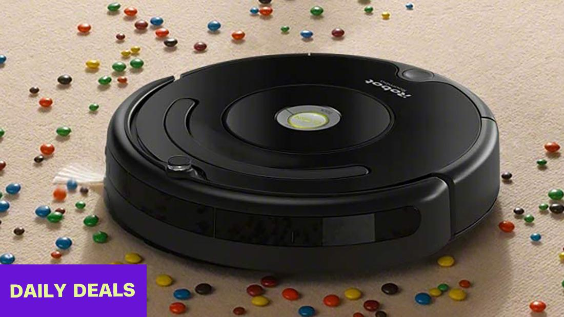 The best sales to shop today: Apple, Under Armour, Roomba and more