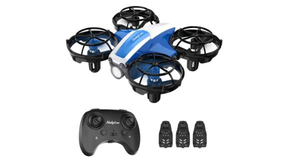 Holyton HS330 Hand-Operated Mini Drone