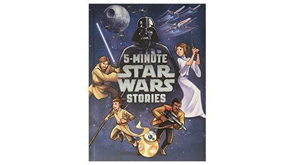 'Star Wars: 5-Minute Star Wars Stories' Hardcover