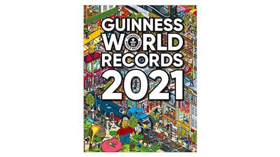 Guinness World Records 2021 Hardcover