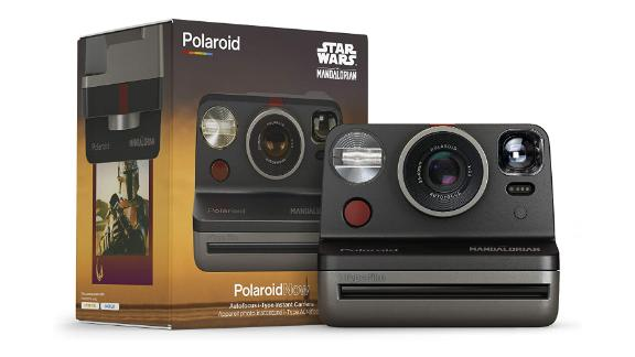The Mandalorian Polaroid Originals Now i-Type Camera