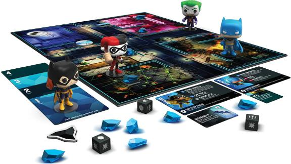 Funkoverse: DC Comics 100 4-Pack Board Game