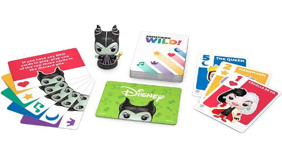 Something Wild! Disney Maleficent Card Game