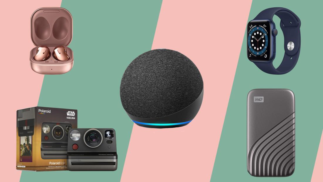 Best bets from Amazon's Electronics Gift Guide