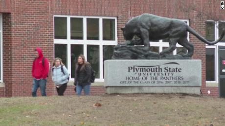 All students and staff at Plymouth State have been tested weekly for coronavirus.