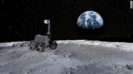 The UAE hopes this small lunar rover can discover the undeveloped part of the moon