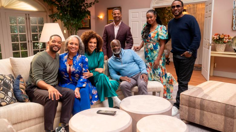 'Fresh Prince of Bel-Air' reunion gives all the feels