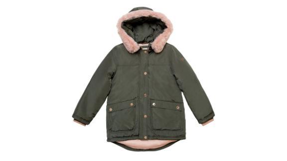 Michael Kors Big Girls Snorkel Jacket