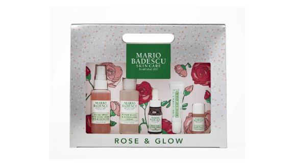 Mario Badescu 5-Piece Rose & Glow Set