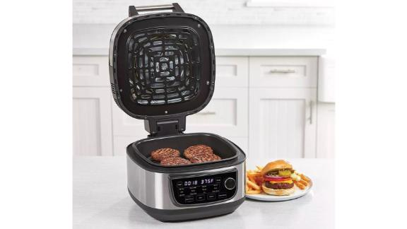 PowerXL 6-Quart Indoor Grill and Air Fryer
