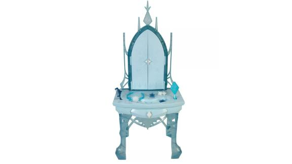 Disney Frozen II Elsa's Enchanted Ice Vanity
