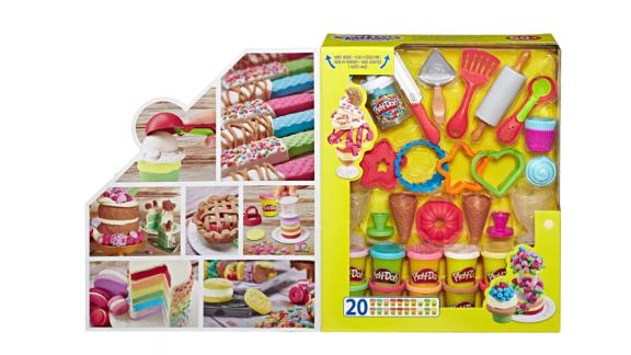 Play-Doh Great Baking Book Set