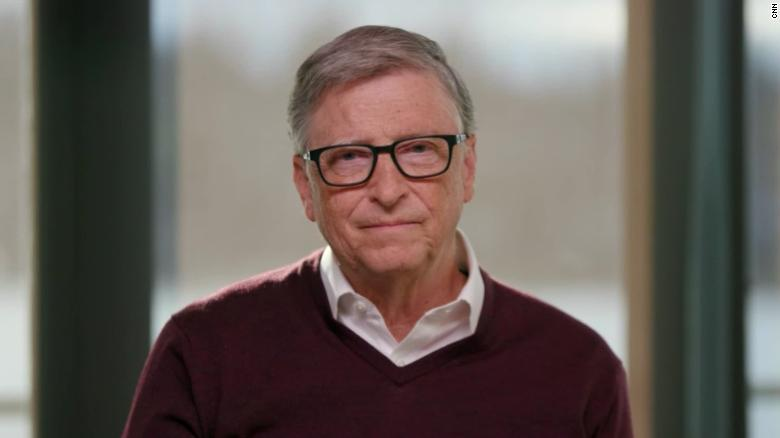 Bill Gates says presidential transition is 'complicating' US efforts to distribute vaccine