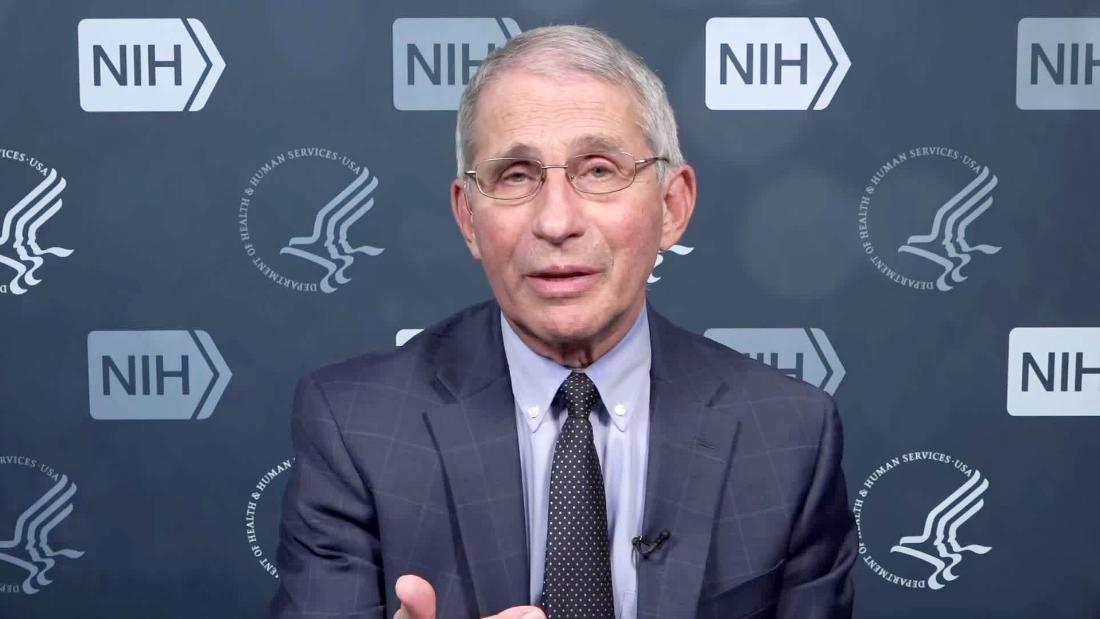 Fauci confirms he's been talking to President-elect Biden's staff