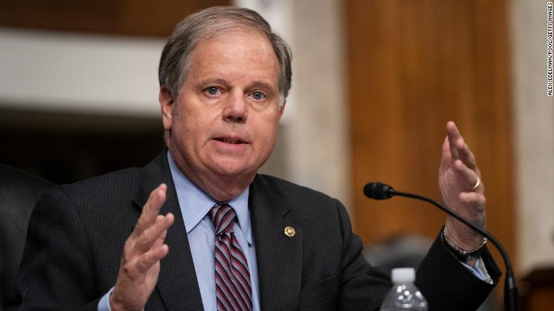 Attorney general remains key spot to fill in Biden Cabinet, with Doug Jones seen as a leading contender