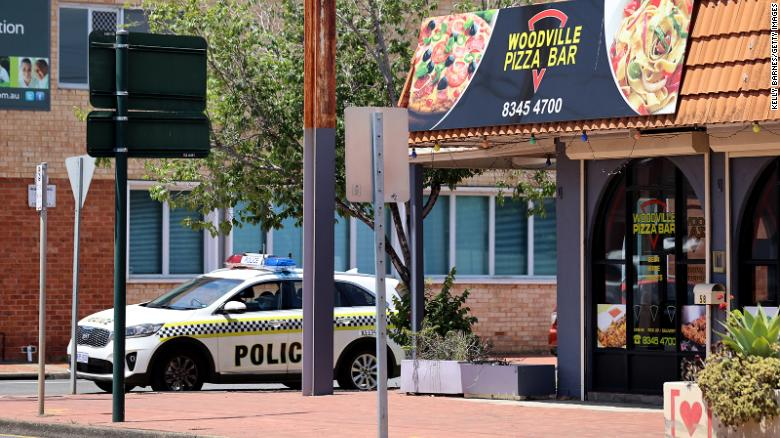 A pizza worker's lie forced an Australian state of 1.7 million people into lockdown