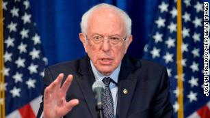 Sanders says Democrats have the votes to pass Covid-19 relief bill through reconciliation