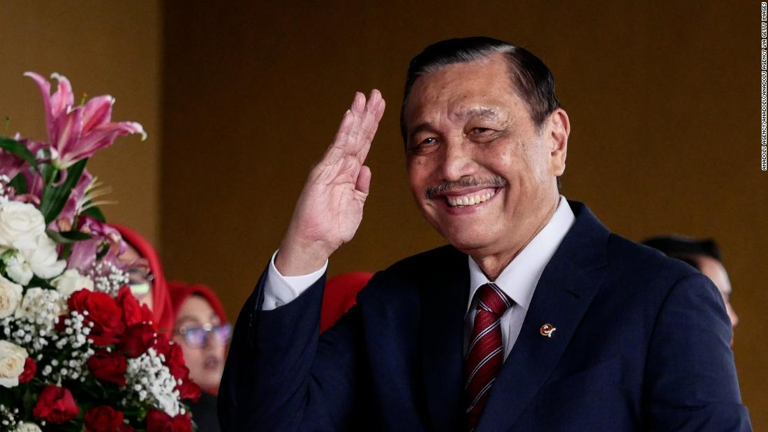 Trump held unannounced meeting with Indonesian minister in Oval Office
