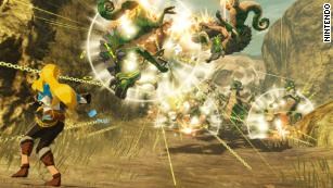 Hyrule Warriors Age Of Calamity The Legend Of Zelda Prequel Is Here Cnn